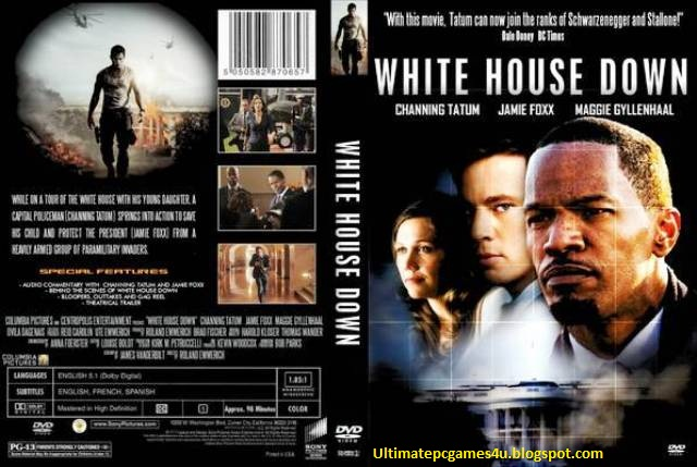 All In One Tutorials White House Down Dual Audio 720p