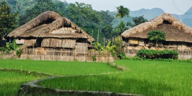 Nam Dam village 1