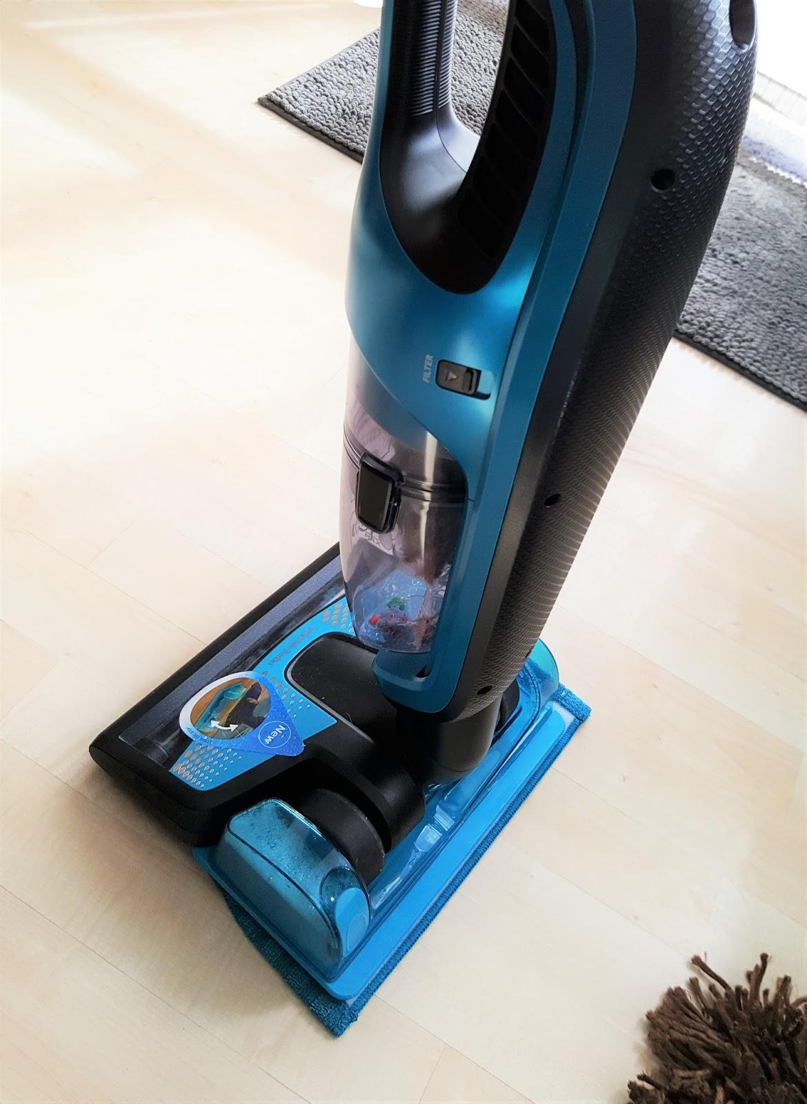 Babyknopfauge: Philips Powerpro 3 In 1