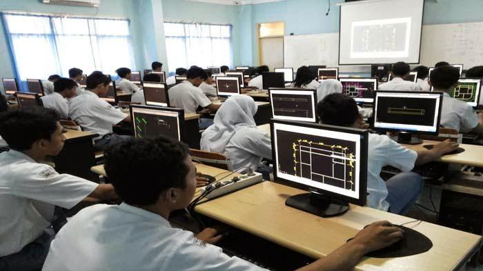 Sekolah Pedalaman di Aceh Utara Tidak Siap UN Online