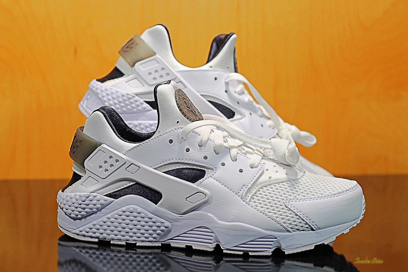 6c584e535957 Nike Air Huarache White Black-Pure Platinum. Release Information