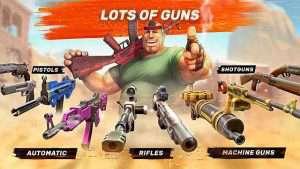 Guns Mod APK