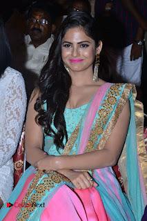 Actress Naina Ganguly Stills in Long Dress at Vangaveeti Audio Launch  0059.JPG