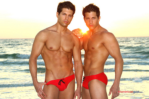a89403e7bc Speedo Musings: Red Speedos