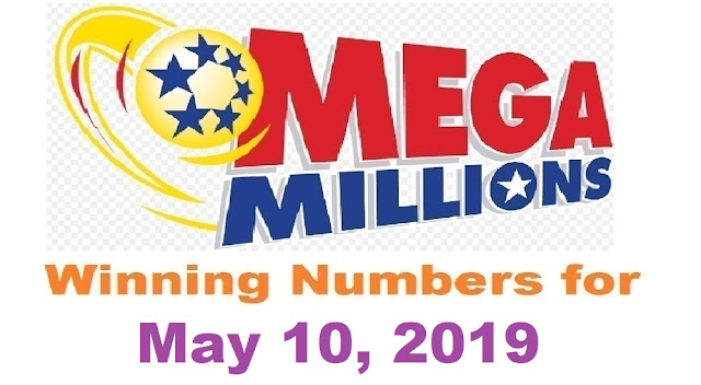 Mega Millions Winning Numbers for Friday, May 10, 2019