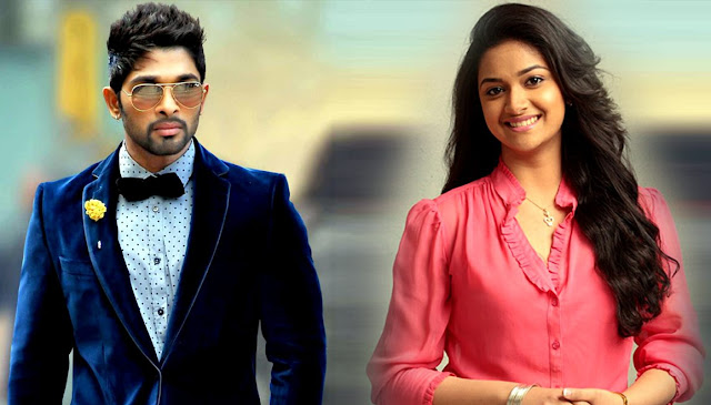 Keerthi Suresh confirmed for Allu Arjun's Tamil Movie