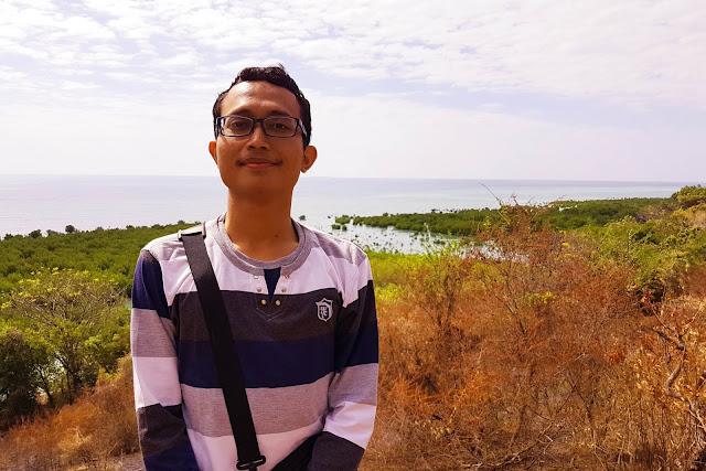 cerita Triatmaja Gatra dalam kegiatan trip teaching