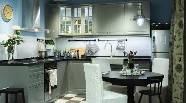Peralatan Dapur Murah Untuk Desain Dapur Kecil