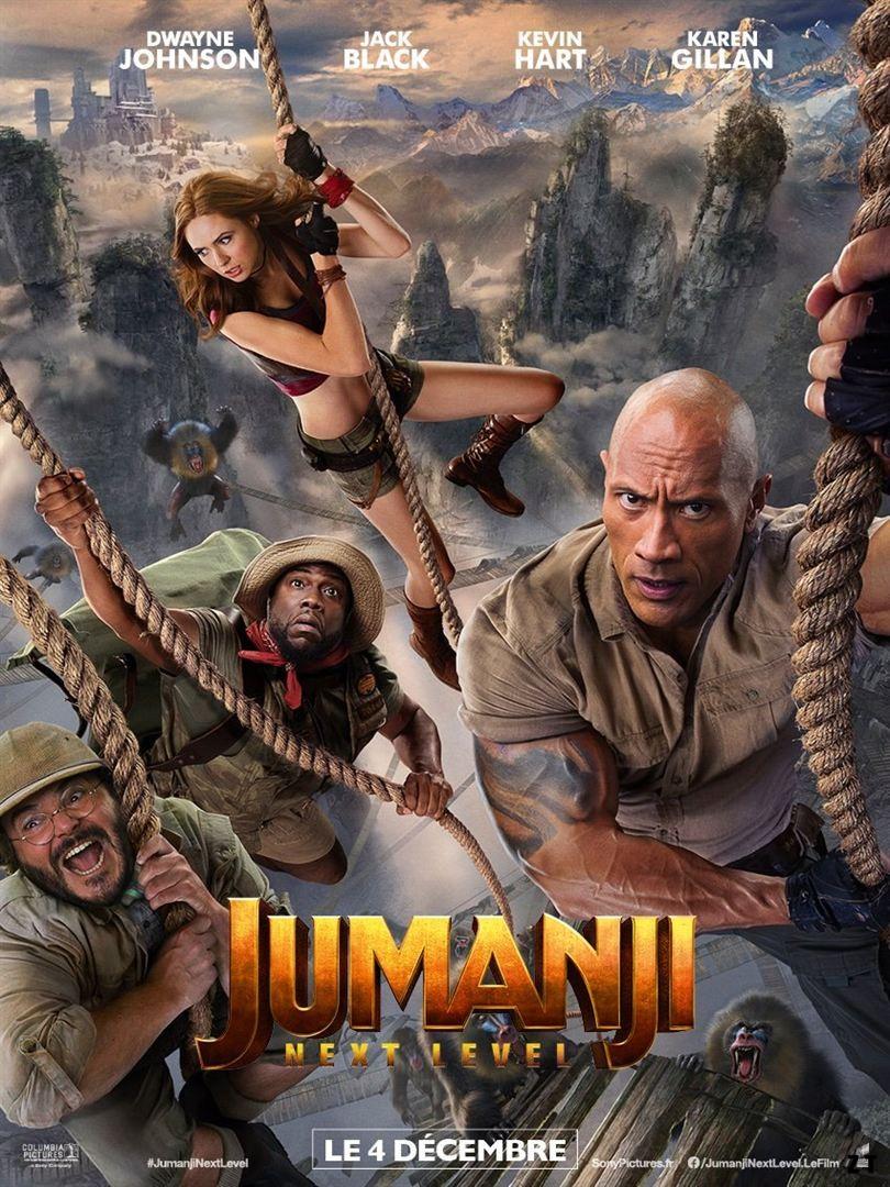 Jumanji: next level [BDRip] [Streaming] [Telecharger]