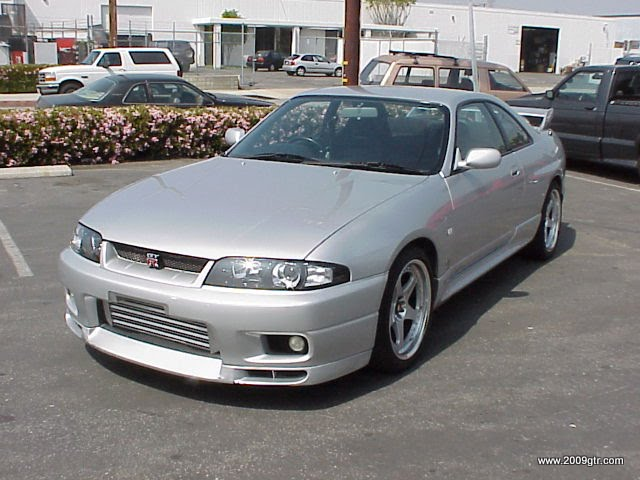 1995 Nissan Skyline GT-R R33