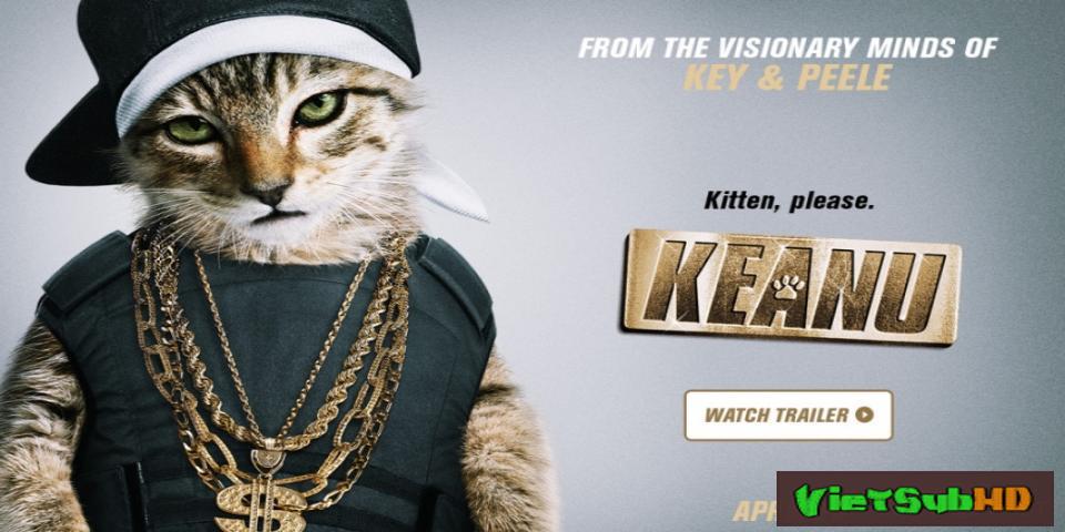 Phim Kế Hoạch Liều Lĩnh VietSub HD | Cat Boy / Keanu 2016