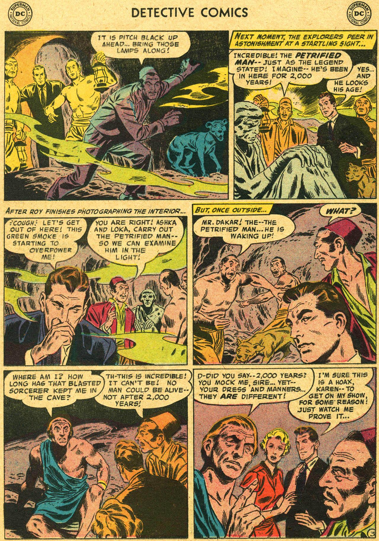 Read online Detective Comics (1937) comic -  Issue #253 - 20