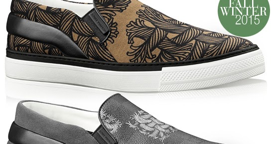 71d5dfb104bd myMANybags  Louis Vuitton Fall Winter 2015 Mens Twister + Sprinter Slip On  Sneakers