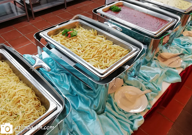 BUFFET RAMADHAN 2018 BANGI GOLF RESORT MURAH !