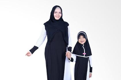 Tips Memilih Baju Muslim untuk Pasangan Ibu dan Anak