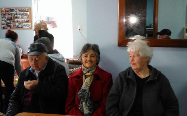 Θεσπρωτία: H ενορία Κεστρίνης κοντά στους ηλικιωμένους του Κέντρου Ημερήσιας Φροντίδας του χωριού...