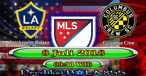 Prediksi Bola855 Los Angeles Galaxy vs Columbus Crew 8 Juli 2018
