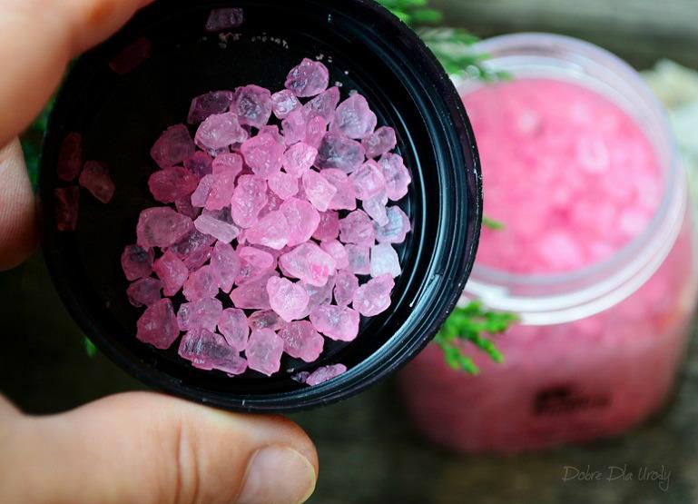 Sole do kąpieli BioOleo Cosmetics - sól Owocowe Hawaje