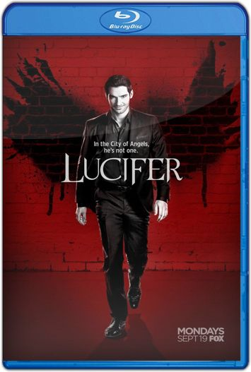 Lucifer Temporada 1 Completa HD 720p Dual Latino