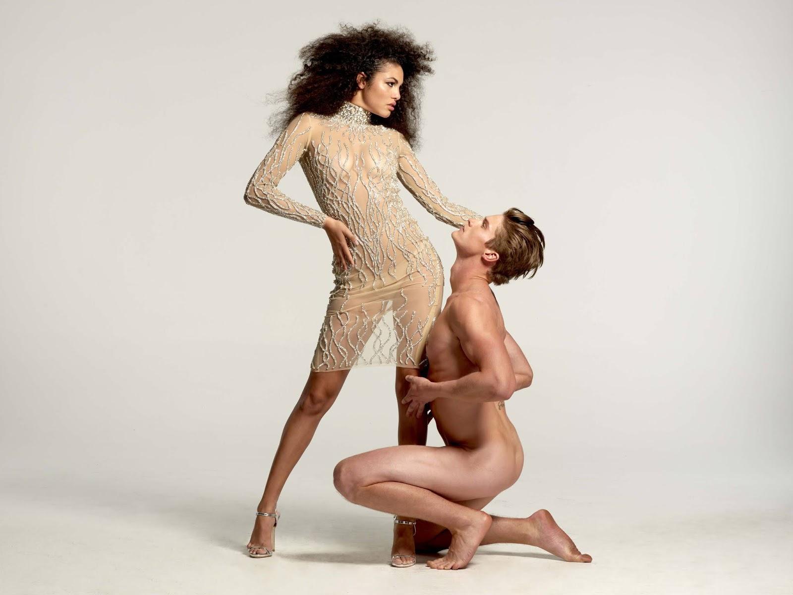 Fit Hungarian Nude Erotic Model