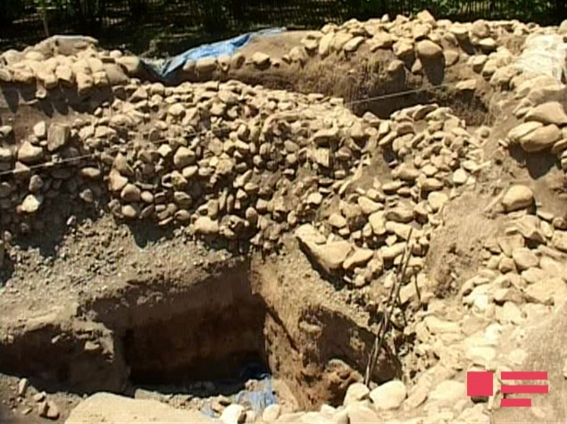 3,000-year-old burial mound discovered in Azerbaijan