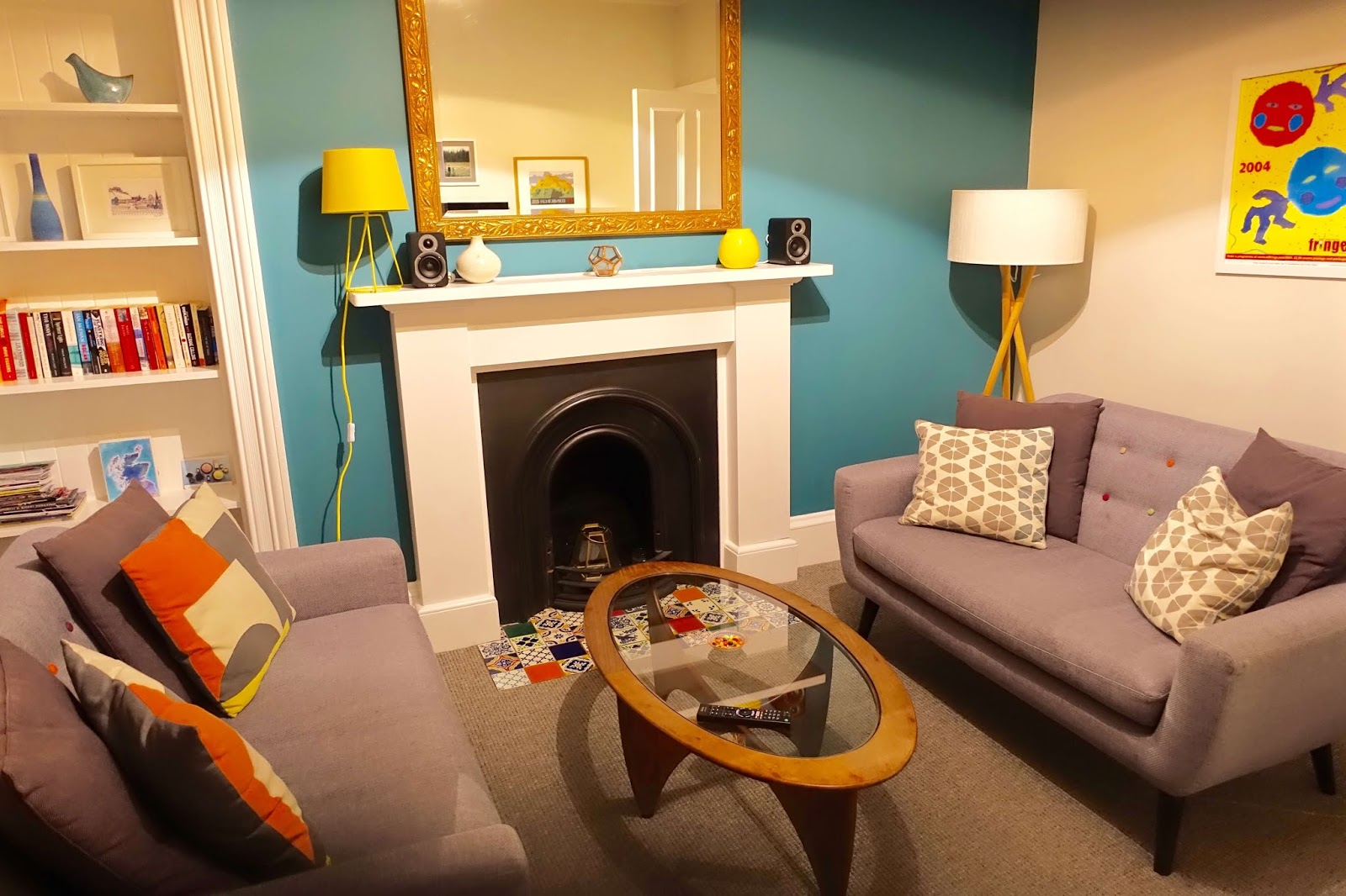 airbnb apartment edinburgh