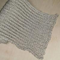 伏せ目の編み方①