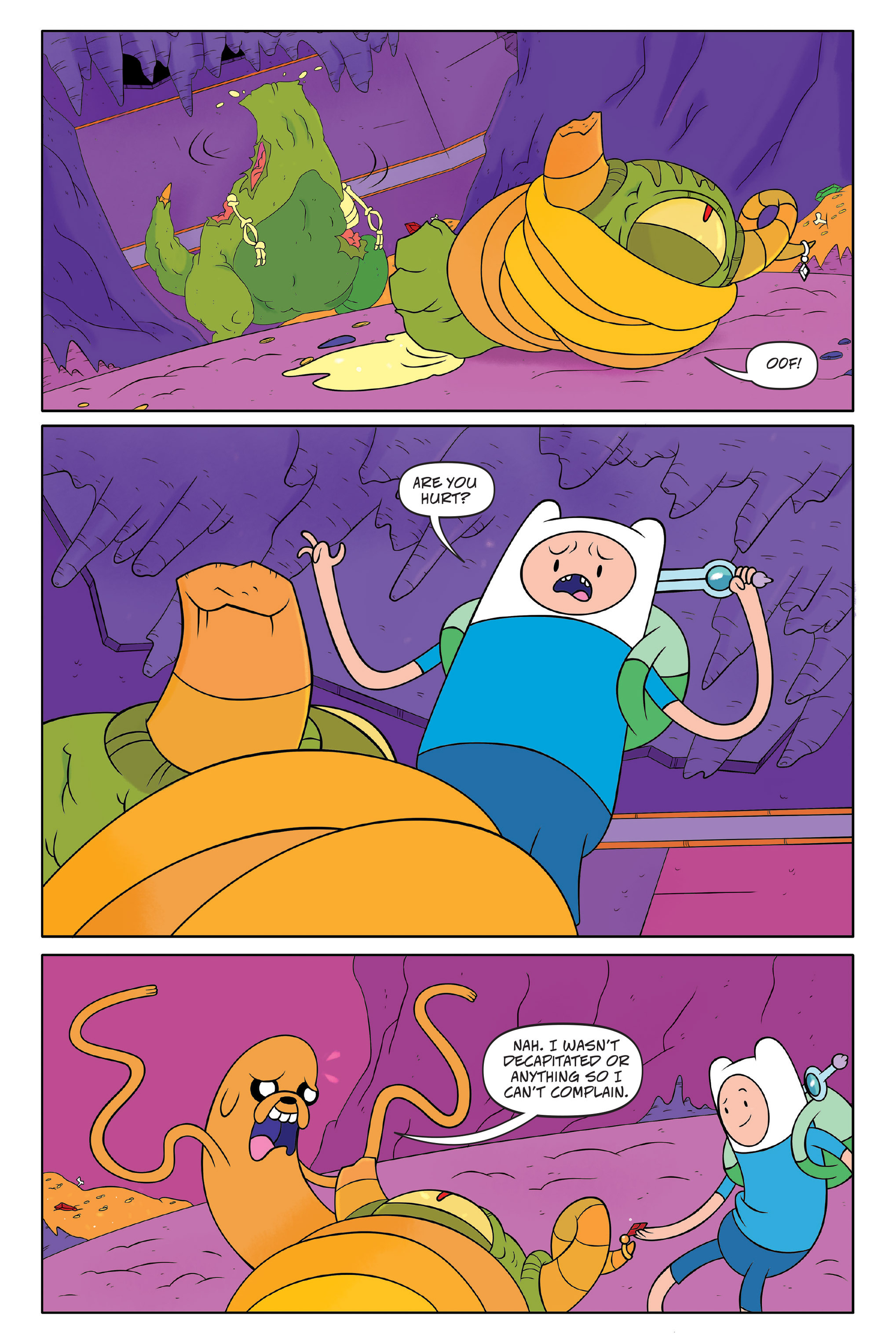 Read online Adventure Time comic -  Issue #Adventure Time _TPB 7 - 79