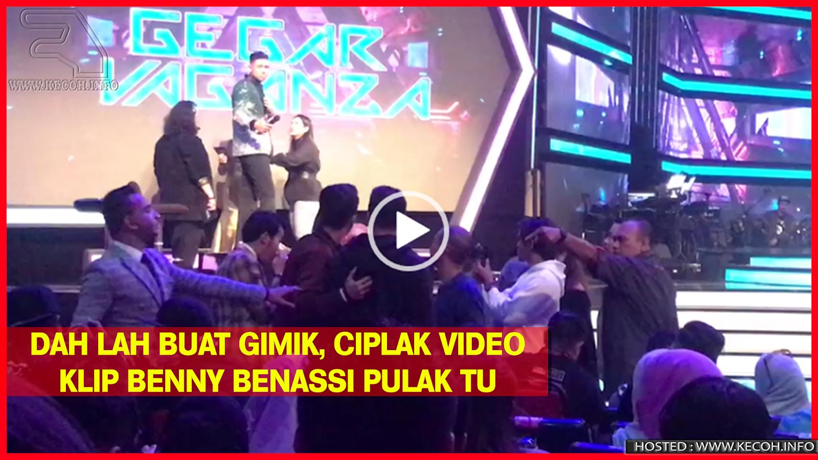Aliff Syukri Bikin Gimik Lagi Dengan Meninggalkan Konsert Final GV5