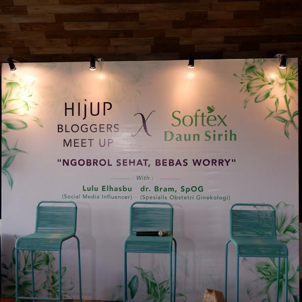 Superb Sunday : Hijup Bloggers Meet Up x Softex Daun Sirih