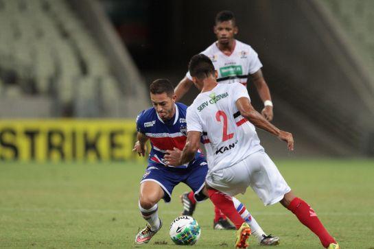 Site do Buim  Série C  Galo estreia arrancando empate em Fortaleza 8c2206536bf93