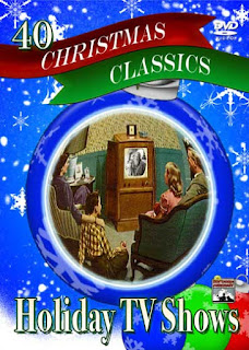 40 Christmas shows in this 10 DVD Set.