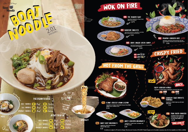 boat noodle kuala lumpur, cawangan boat noodle malaysia, boat noodle menu, boat noodle halal, boat noodle, boat noodle gamuda walk, boat noodle shah alam, review boat noodle, chill chill