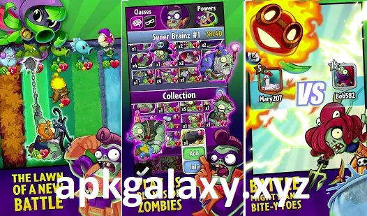 Plants vs. Zombies Heroes Mod Apk (Unlimited Money)