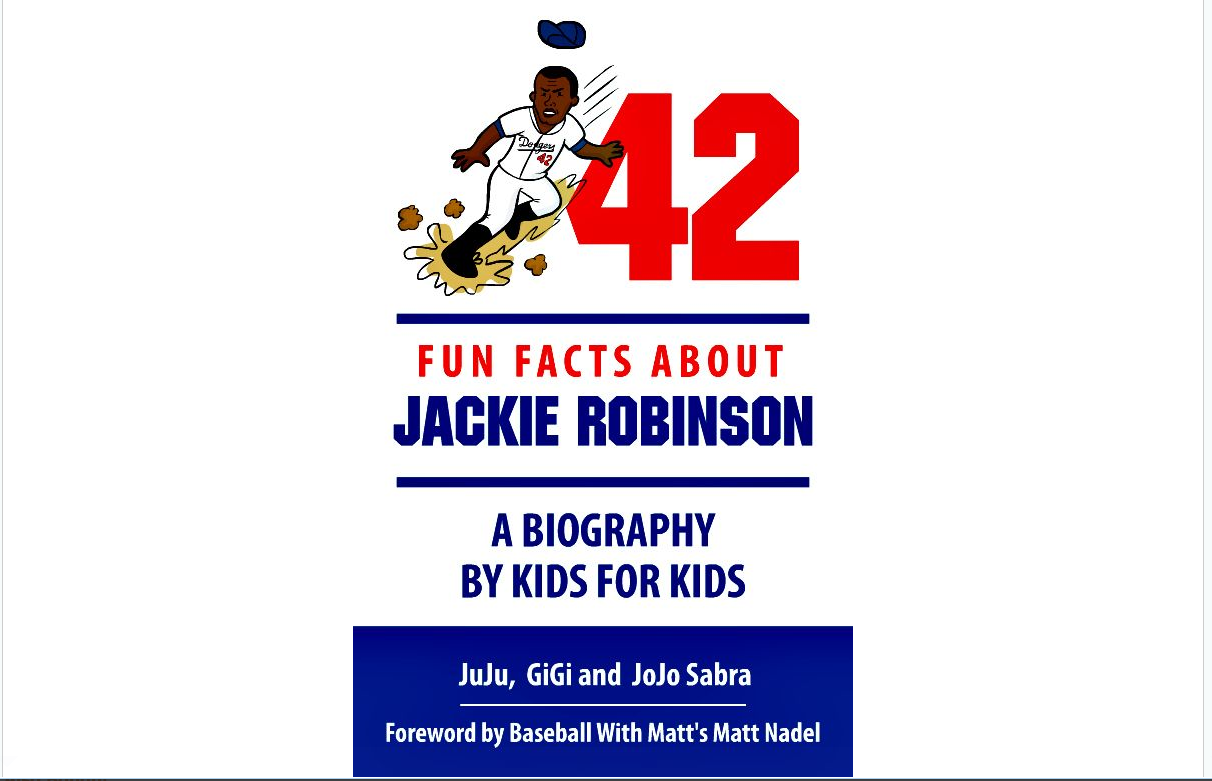 Baseball With Matt 42 Fun Facts About Jackie Robinson