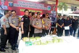 Dua Pria Asal Bireuen Ditangkap di Medan, Simpan Narkoba di Celana Dalam