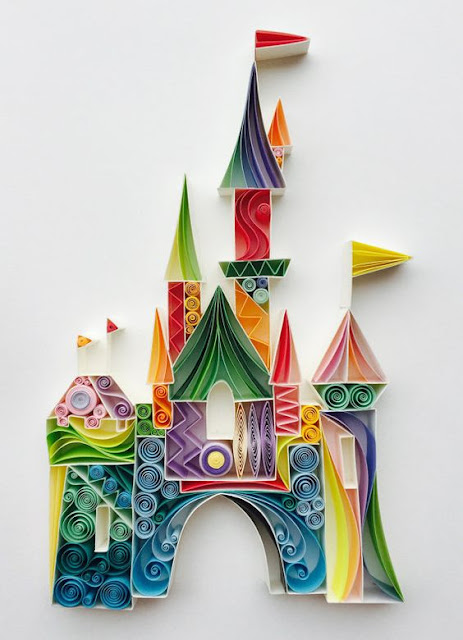 paper quilling creative ideas