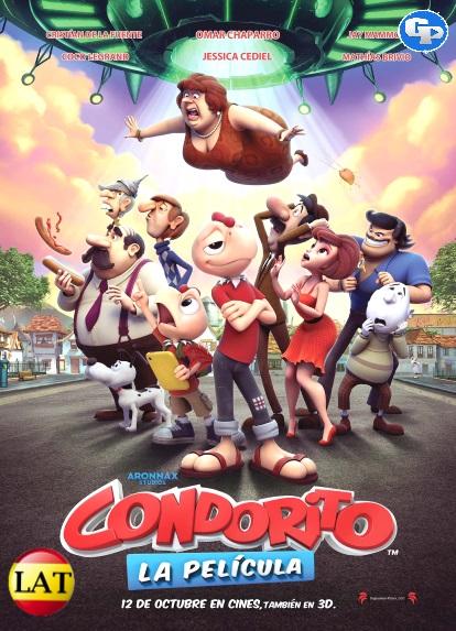 Condorito: La Película (2017) LATINO