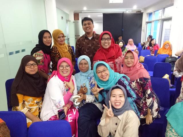 SMAN 110 Ikuti Lokakarya Penelitian Badan Bahasa 2019