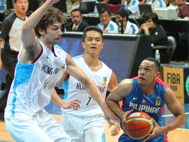 Jason Castro leads Gilas Pilipinas to a 101-50 victory versus Hongkong