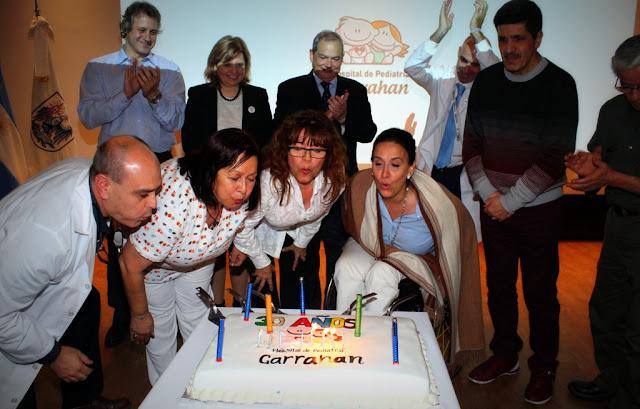 #Garrahan30AñosDeSueños La institución pediátrica celebró sus 30 años de historia
