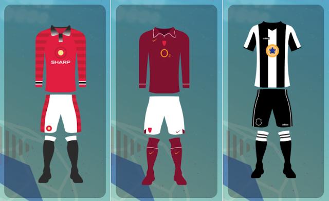 Football kit quiz