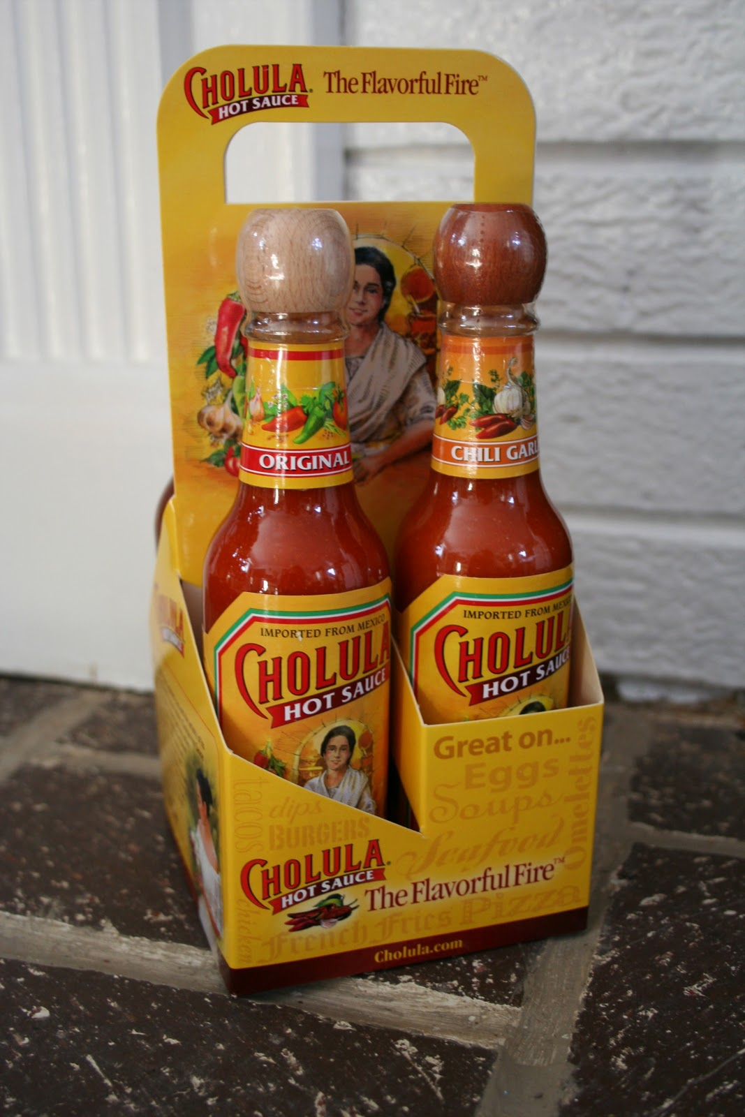 Cholula Hot Sauce Cap Decorating Giveaway