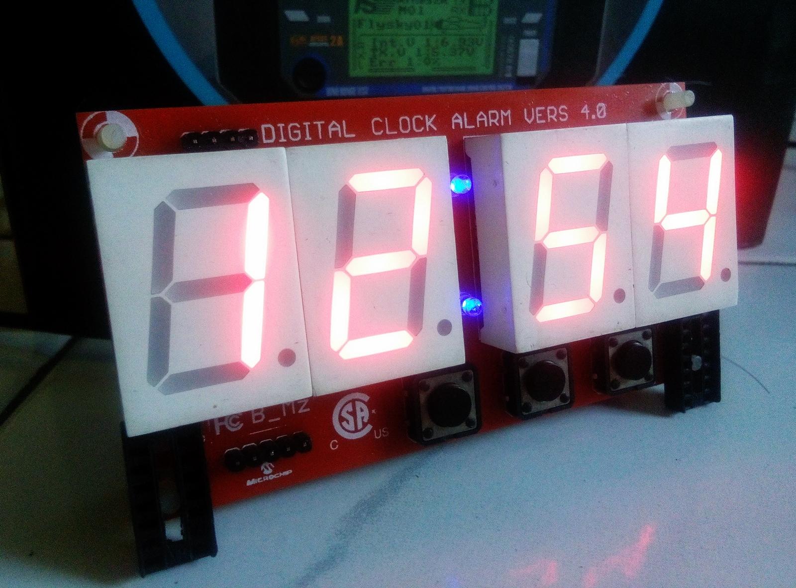 Digital Clock Arduino RTC DS3231 dengan Monitoring suhu (LM35) display  Seven Segment 844109c97d