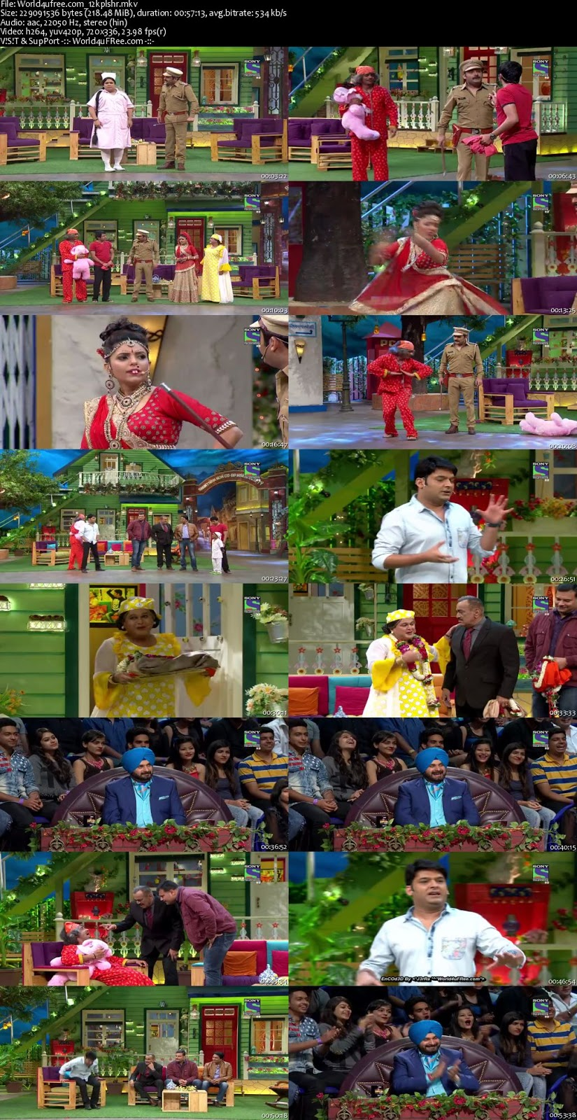 The Kapil Sharma Show 2016 free Download in HD episode 12