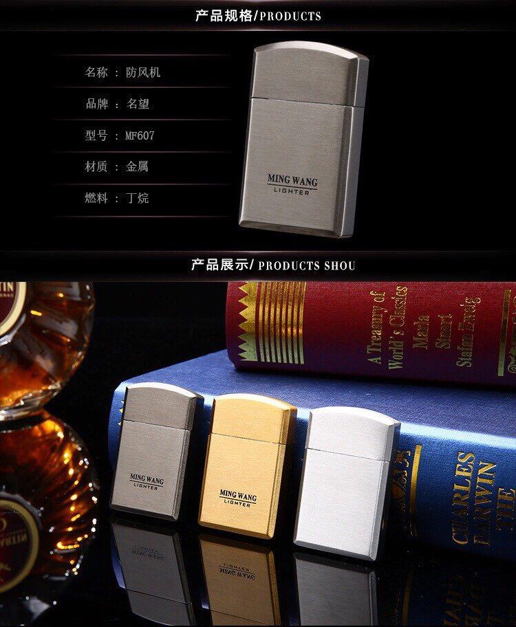 35k - Zippo MINGWANG lửa khè mới giá sỉ và lẻ rẻ nhất