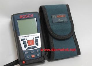 Darmatek Jual Bosch GLM 150 Professional Laser Meter