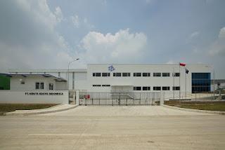 Loker SMK di Karawang KIIC PT Hiruta Kogyo Indonesia