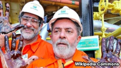 escândalo de corrupção na Petrobras , salpica tentáculos no porto Cubano de Mariel