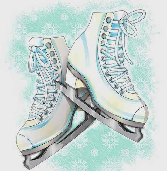 How to Create Ice Skates in a Softly Drawn Vector Style in Illustrator